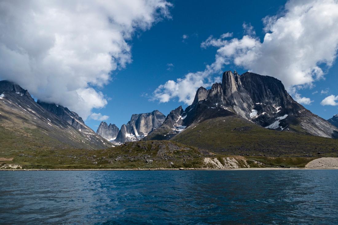 Ulamertorsuaq from Tasermiut Fjord