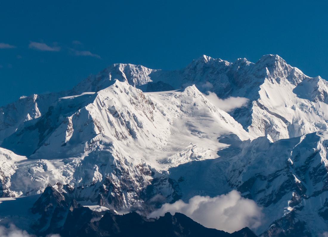 Kanchenjunga (8,586m) from Phalut