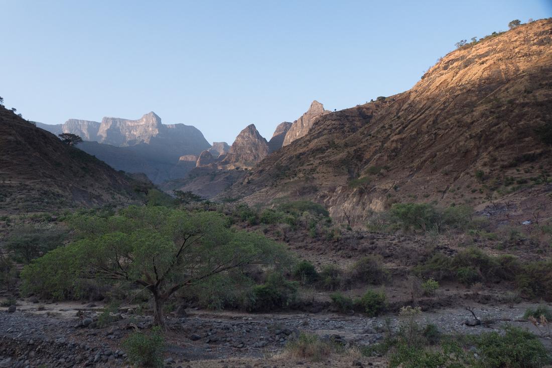 Dawn en route to Mulit