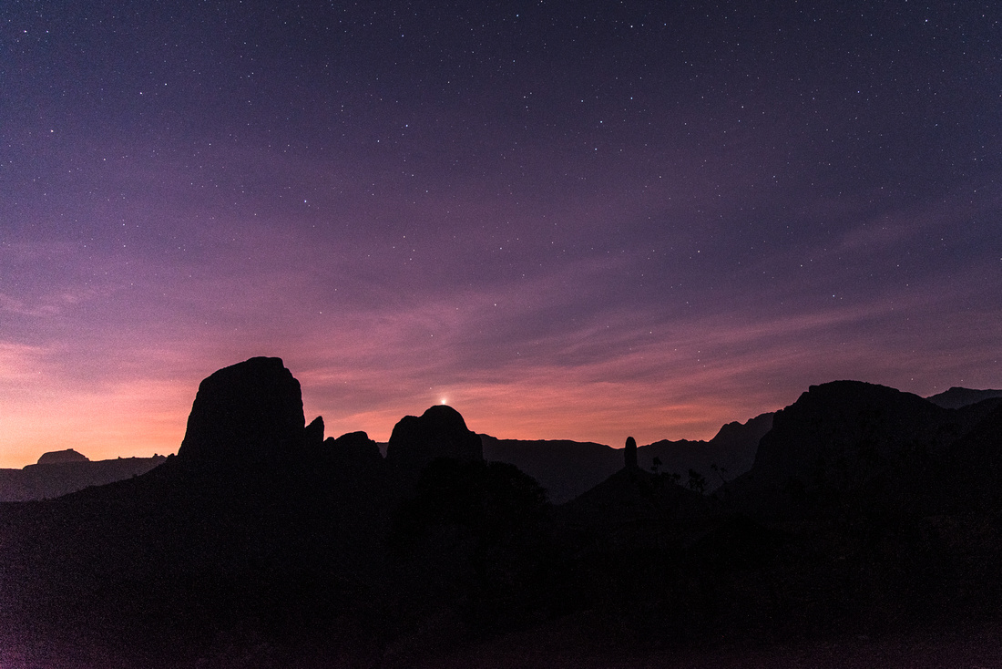 Dawn from Mulit Village
