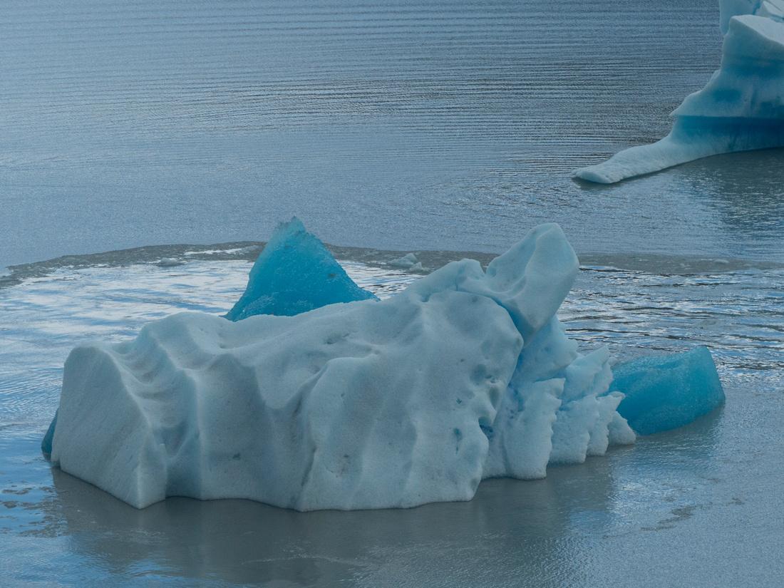 Iceberg, Lago Grey