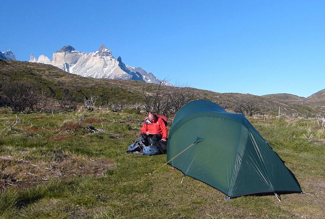 Paine Grande Campsite