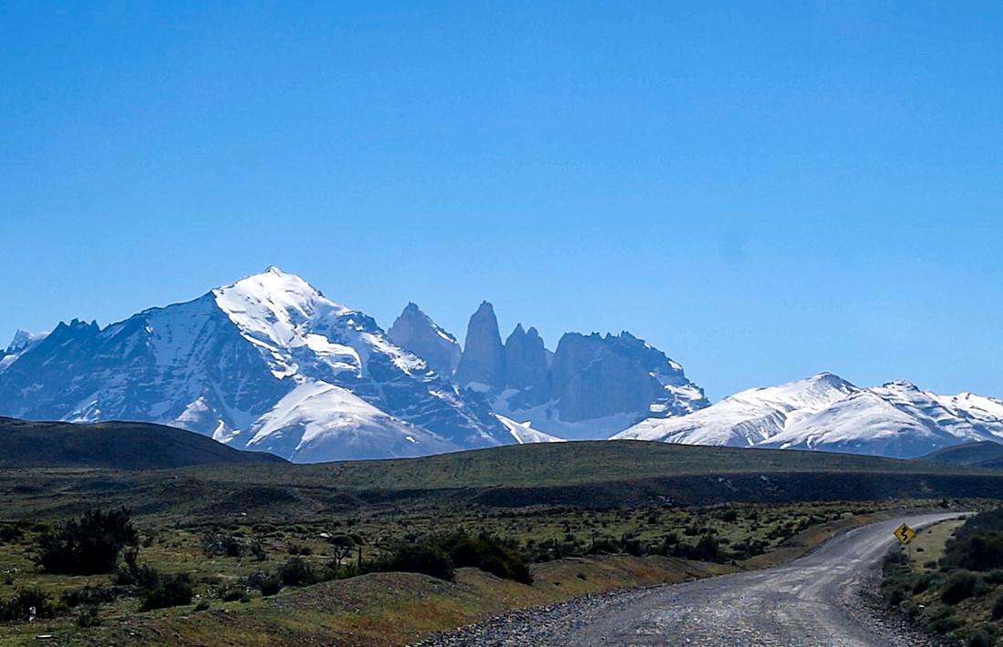 The Paine Massif