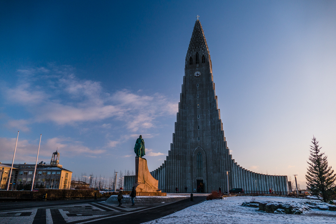 Hallgrímskirkja Lutheran Church, Reykjavík
