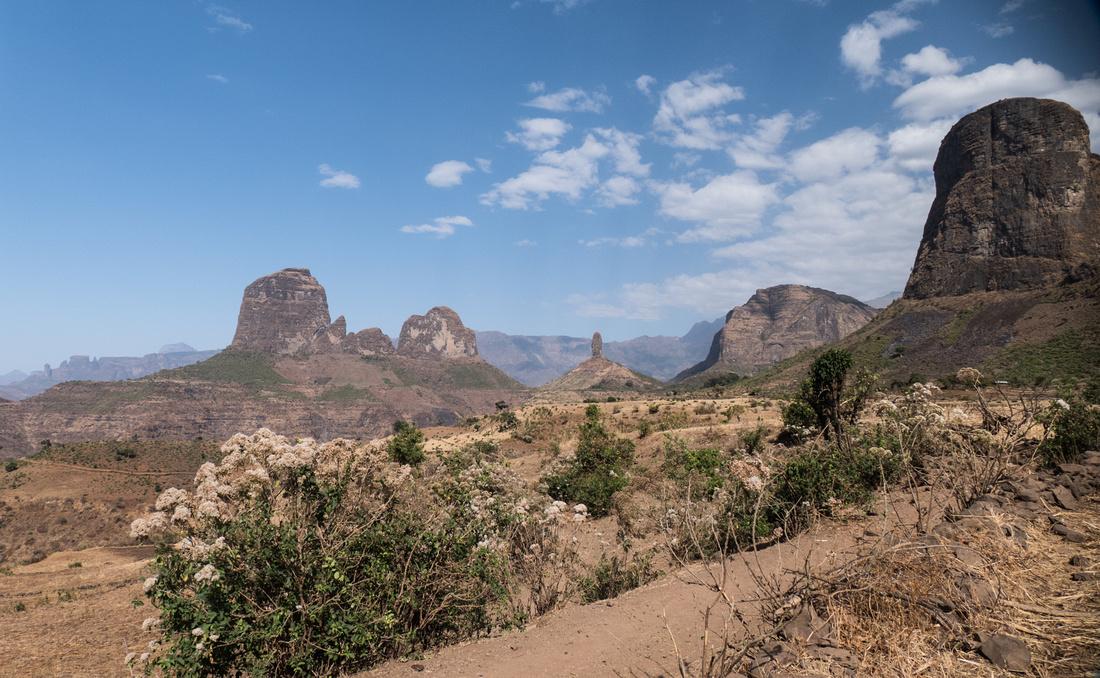 Scenery near Mulit