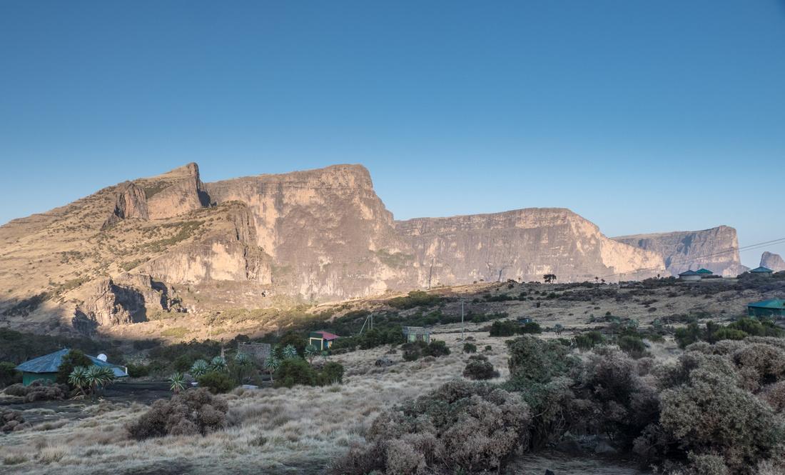 Chennek Camp, Simien Mountains, Ethiopia
