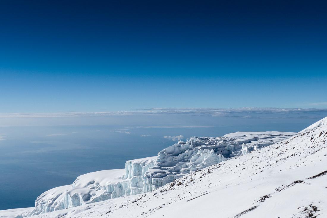 Rebmann Glacier