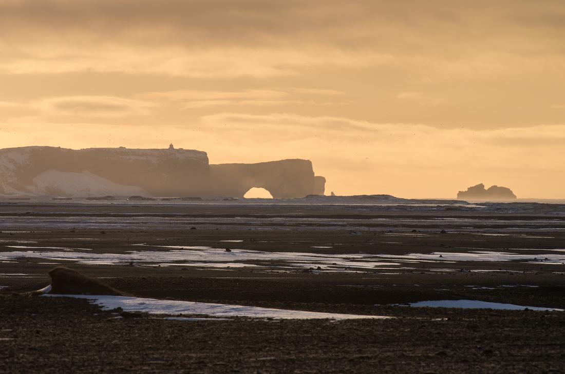 Dyrhólaey Sea Arch