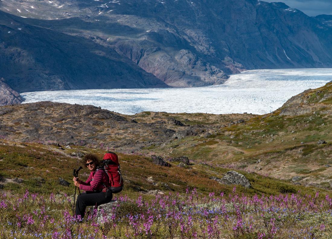 Kuussuup Glacier