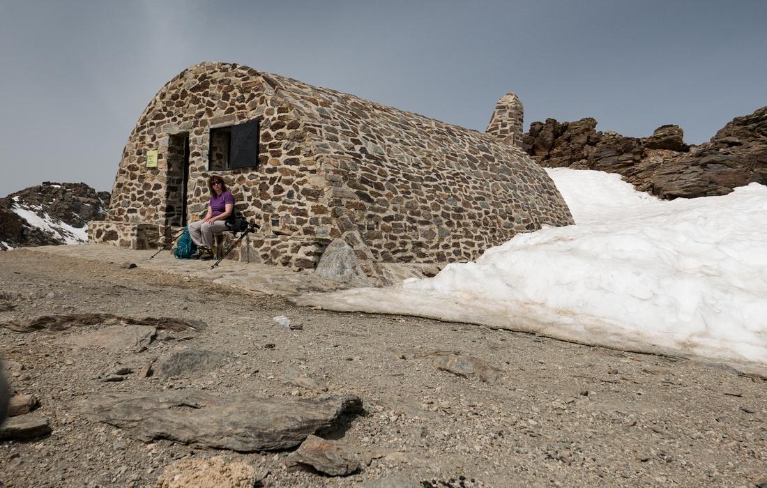 Refugio de la Carihüela