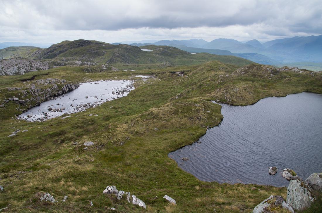Landscape near Dromeralough