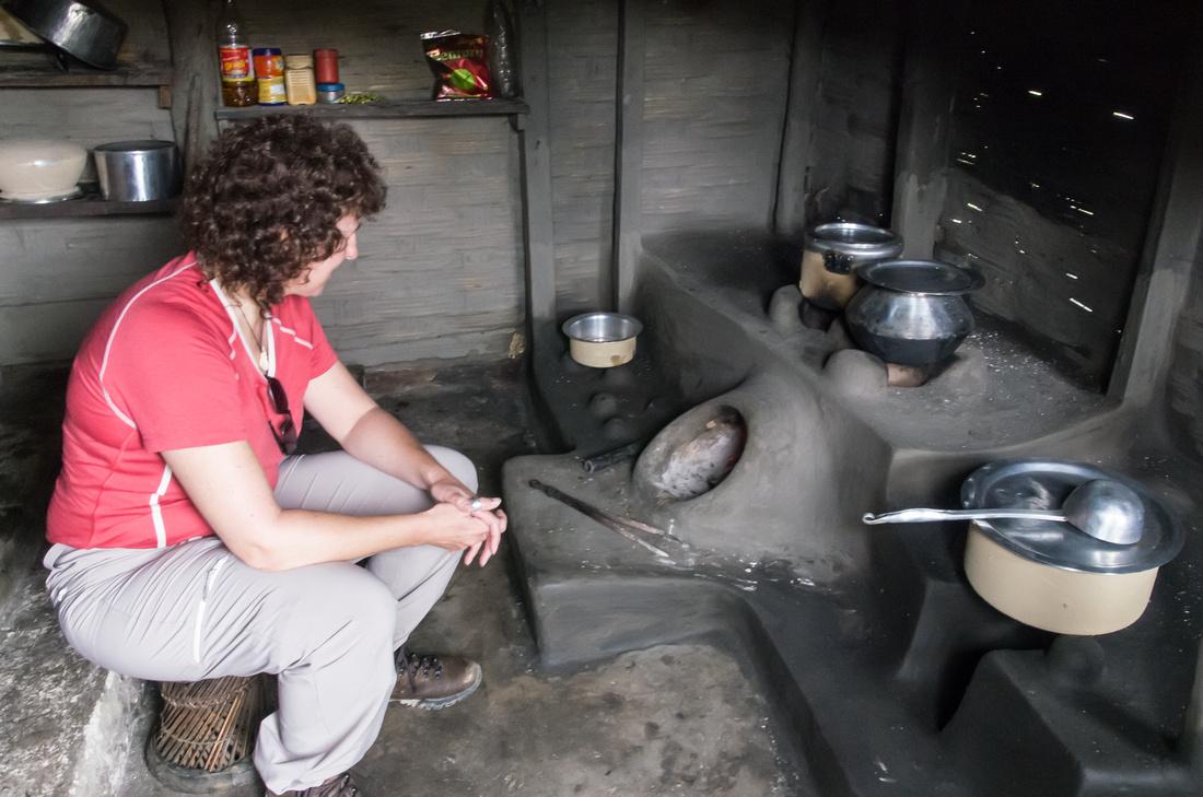 Sherpa kitchen, Kaiyankata