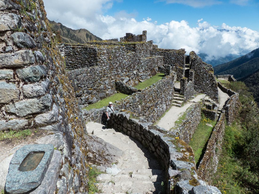 Sayaqmarca, 'Inaccessible Town'