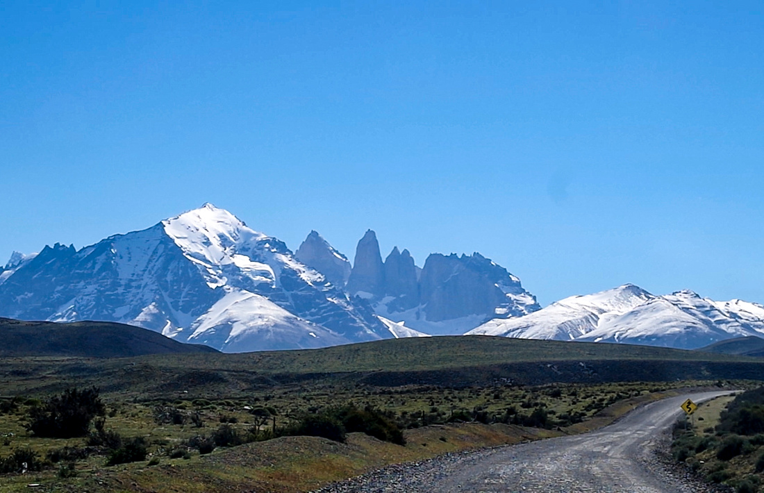 The Paine Massif