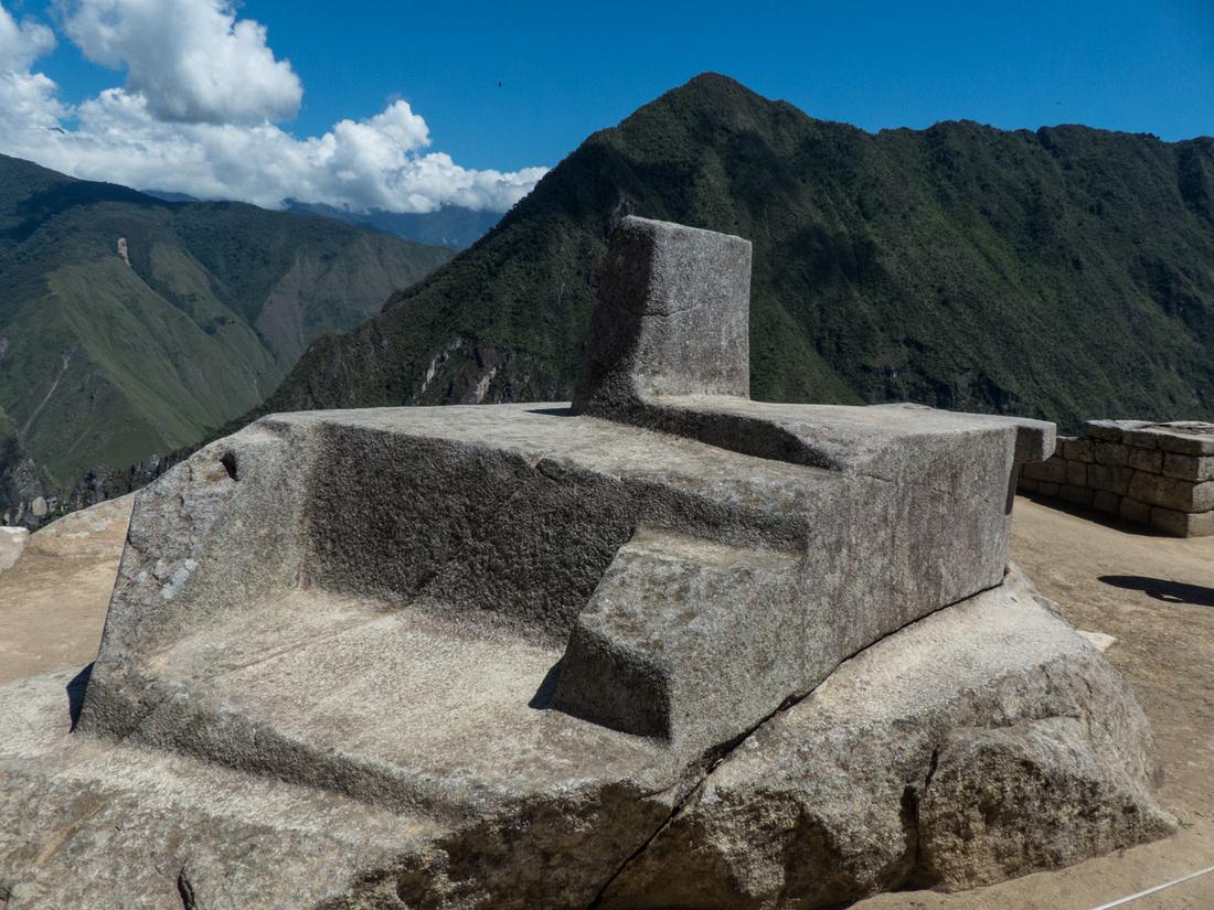 Intihuatana, The Hitching Post of the Sun, Machu Picchu
