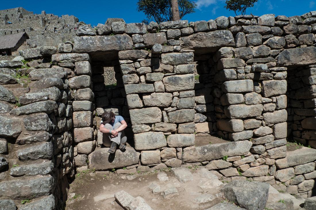 Machu Picchu, The Lost City of the Incas