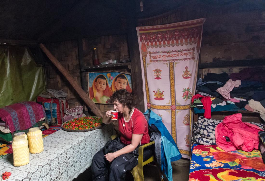 Lamey Dhura Sherpa Tea Shop