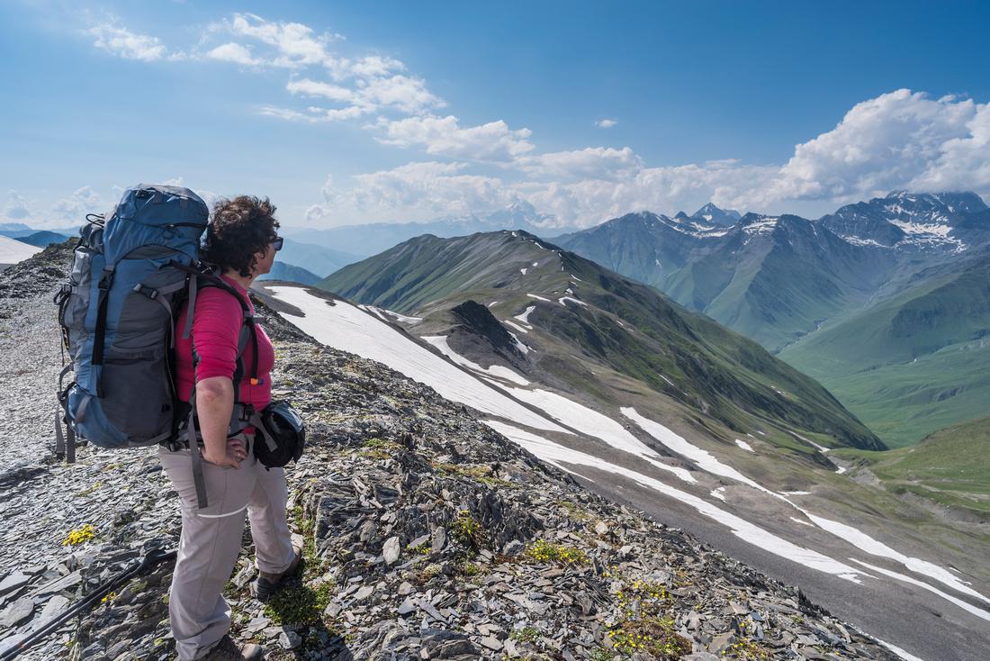 Chauhki Pass