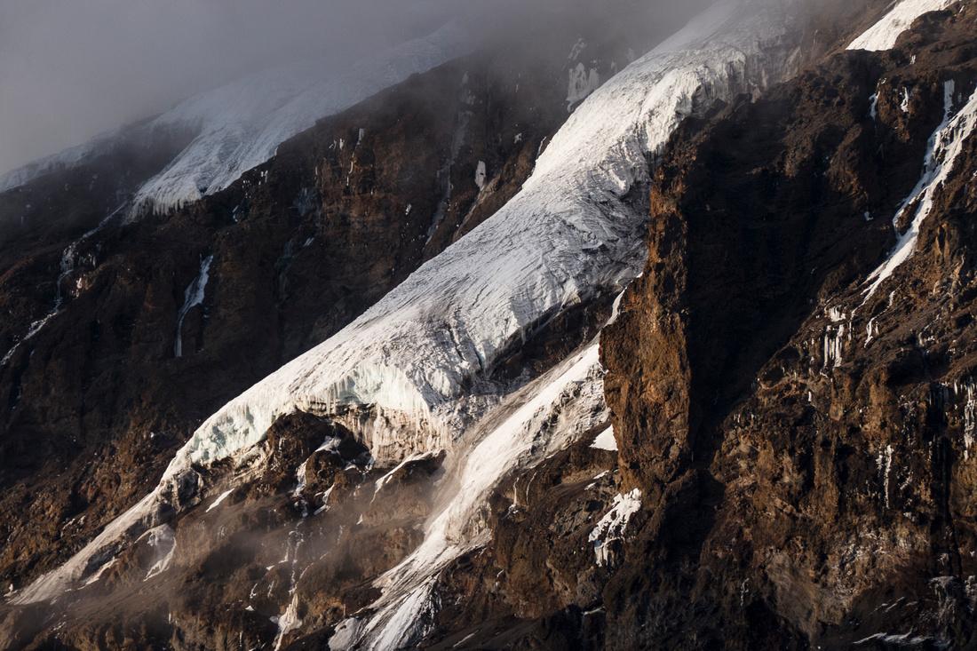 Kiliamanjaro Glaciers