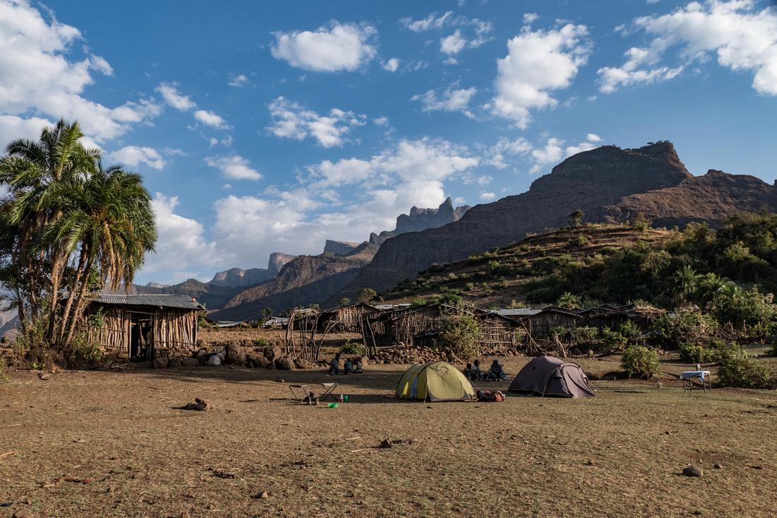 Mekarebiya Camp